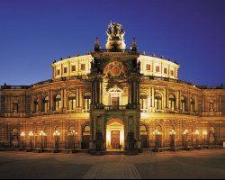 City Break Holiday, Dresden, Germany, City architecture