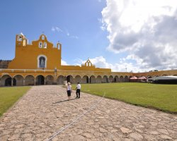 Color City Holiday, Izamal, Mexico, Yucatan