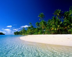 Unreal Paradise, Cook Islands, Crystal clear waters