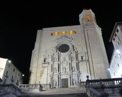 Costa Brava, Spain, Girona cathedral