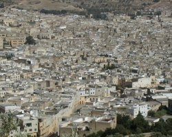 Country Holiday, Fes, Morocco, City panorama