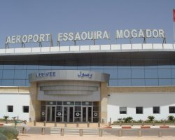 Country Holiday, Essaouira, Morocco, Airport