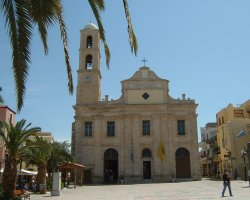 Crete, Greece, Chania Cathedral