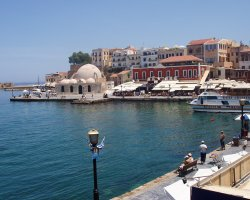 Crete, Greece, Chania Traces of Venetians and Turks