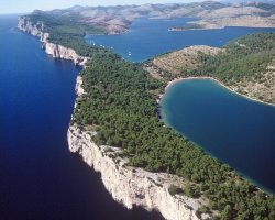 Croatian Beaches, Kornati, Croatia, Lakes and Islands overview
