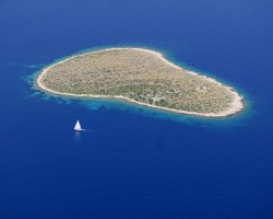 Croatian Beaches, Kornati, Croatia, Island