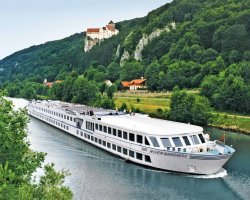 Cruise Holiday, River Barones cruise trip
