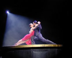 Dance Holiday, Argentina, Tango Dancers