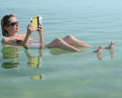 Disappointing Holiday, Dead Sea, Reading