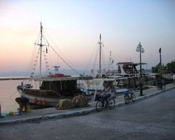 Discover Thassos II, Limenas, Greece, The Harbor 01