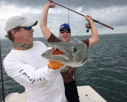 Dream Fishing Holiday, Key West, Deep sea capture