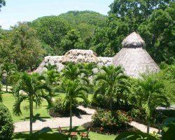 Ecotourism, Central America, Eco resort lodge