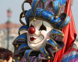 Event Holiday, Venice, Italy, Venice Carnival mask presentation6