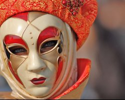 Event Holiday, Venice, Italy, Venice Carnival mask presentation5