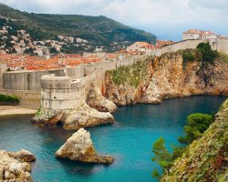 Extended Weekend Holiday, Dubrovnik, Croatia, City panorama