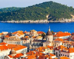 Extended Weekend Holiday, Dubrovnik, Croatia, City island overview