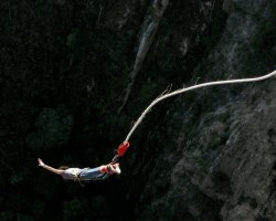 Bungee Jumping Extreme, South Africa, Bloukrans jumper