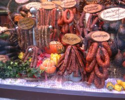 Foodies Holiday, Germany, Sausages market presentation