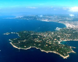 Beautiful Destinations, Cannes, France, Aerial view
