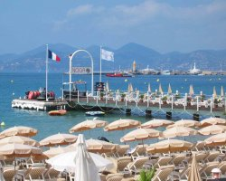 Beautiful Destinations, Cannes, France, Pontoon