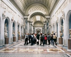 Great Museums, Vatican, Europe, Musei Vaticani, New section