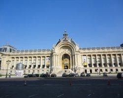 Great Museums, Paris, France, Musee des Beaux Arts, Facade