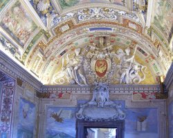 Great Museums, Vatican, Europe, Musei Vaticani, Great interior architecture
