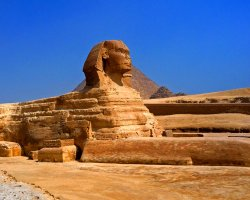 Giza Necropolis 2, Egypt, Great Sphinx 03