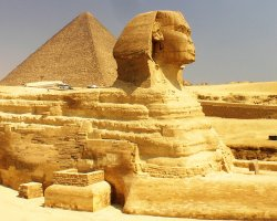 Giza Necropolis 2, Egypt, Great Sphinx 01