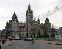 Glasgow, Scotland, UK, George Square