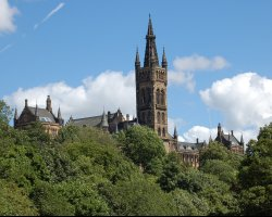 Glasgow, Scotland, UK, University