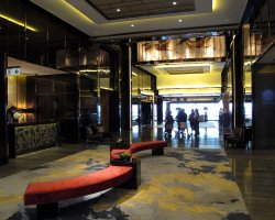 Highest Hotels, The Ritz Carlton, Hong Kong, Lobby