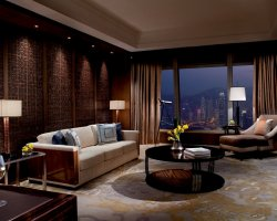 Highest Hotels, The Ritz Carlton, Hong Kong, Premier Executive Suite