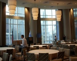 Highest Hotels, Trump International Hotel and Tower, Chicago, Meeting events hall