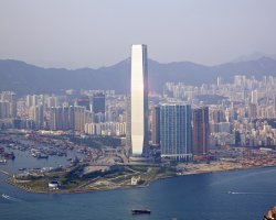 Highest Hotels, The Ritz Carlton, Hong Kong, Overview