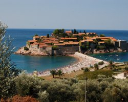 2013 Destination Holiday, Montenegro, Europe, Sveti Stefan resort