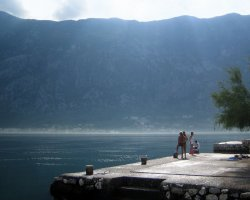 2013 Destination Holiday, Montenegro, Europe, Kotor Bay view