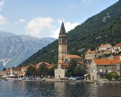 2013 Destination Holiday, Montenegro, Europe, Bay view