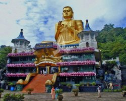 2013 Destination Holiday, Sri Lanka, Asia, Dambulla Cave Temple