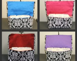 Holiday Luggage Management, Fabric organizer