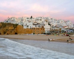 Beaches from Portugal, Algarve, Portugal, Albufeira