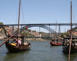 Holiday in Portugal, Porto, Portugal, Ribeira