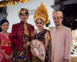Holiday Rules, Indonesia, Bali, Wedding Traditional Dress Hindu