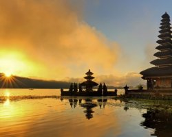Holiday Rules, Indonesia, Bali, Sunset view