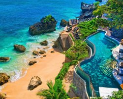 Holiday Rules, Indonesia, Bali, Ayana overview