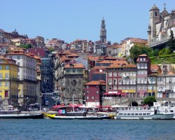 Holidays Ideas, Porto, Portugal, City view