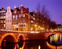 Holiday for Single, The netherlands, Amsterdam, Red Light District, Close view