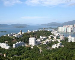 Hong Kong, China, The Chinese University