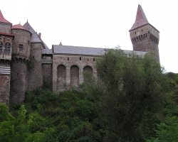 Hunyad Castle, Romania, Overview