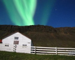 Iceland, Europe, Northen Lights